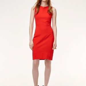 Babaton Miguel Dress Knee-length slim tailor Sz 0